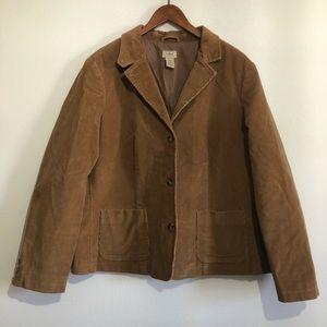 Vintage L. L. Bean corduroy jacket!